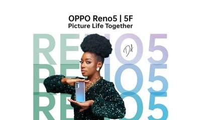 OPPO Launches Reno5 & Reno5 F in Nigeria, SiliconNigeria