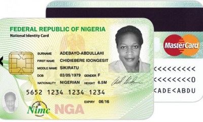 National ID Projects: Nigeria Wasted $2.5 Billion In 45 Years - Aladekomo, SiliconNigeria