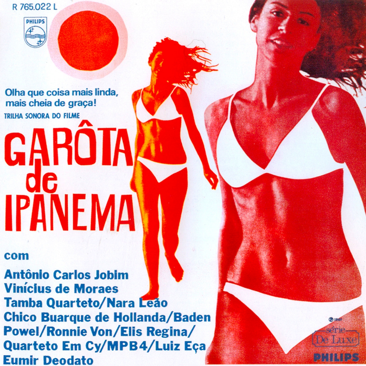 Garota_de_ipanema - The Girl from Ipanema