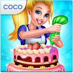 Real Cake Maker 3D – Bake, Design & Decorate