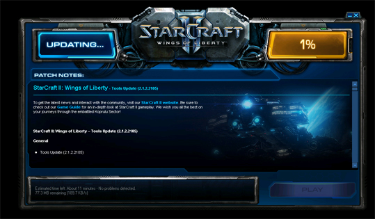 StarCraft Patch 1.2.1 Live on SEA