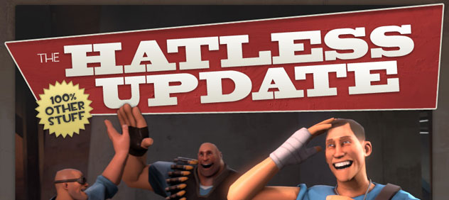 TF2 Hatless Update
