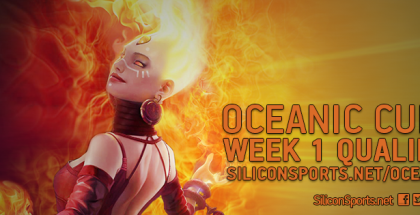 Silicon Sports Oceanic Cup #3 Week 1 Qualifiers