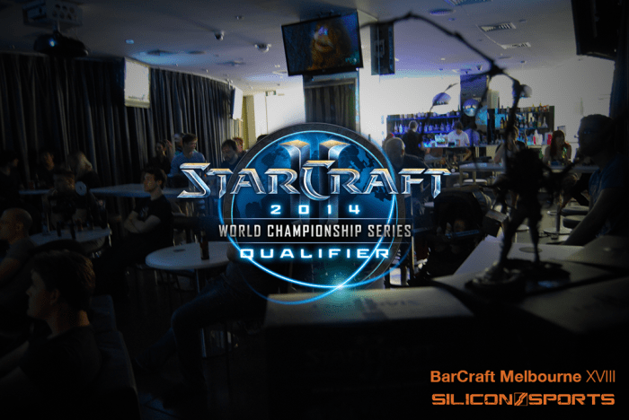WCS Qualifiers: Interview with BarCraft Melbourne!