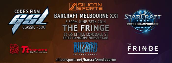 BarCraft Melbourne XXI