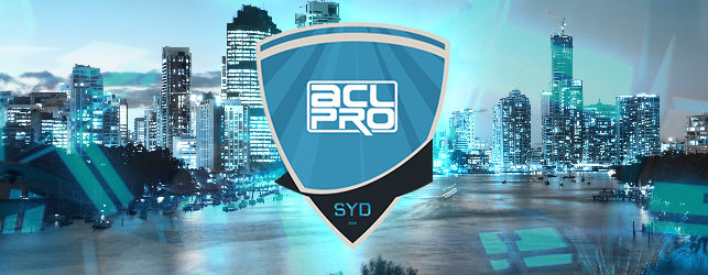 ACL Pro Sydney