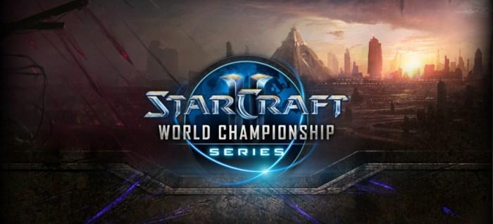 StarCraft WCS Oceania Challenger