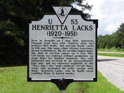 Historical highway marker dedicated in 2011 near Clover, Virginia.