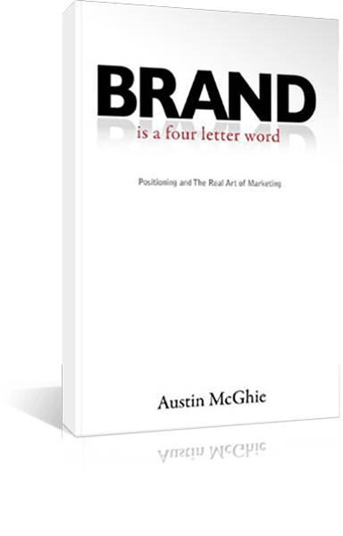 Austin McGhie, Former CEO of Sterling Brands