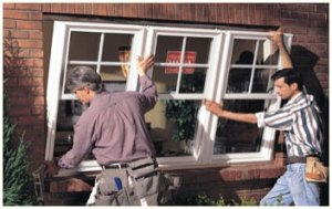 AA Window Block Frame window-installation