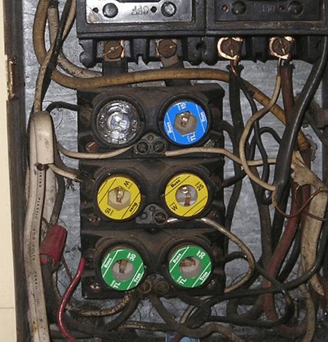 old breaker box fuses 1986 all wiring diagram data Old Fuse Panel Diagram old breaker box fuses 1986 data wiring diagram detailed old home fuses old breaker box fuses 1986
