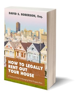 how to legally rent out your home ebook