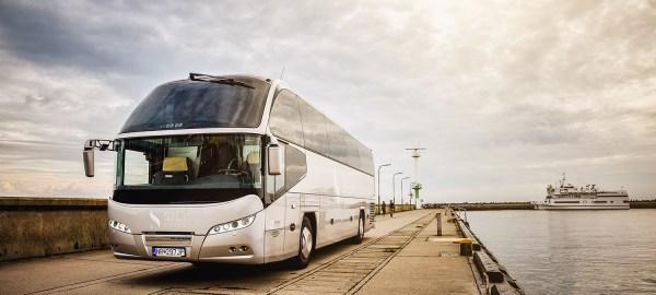 Sili Tours Neoplan VIP Class Okruh Poľskom 2018
