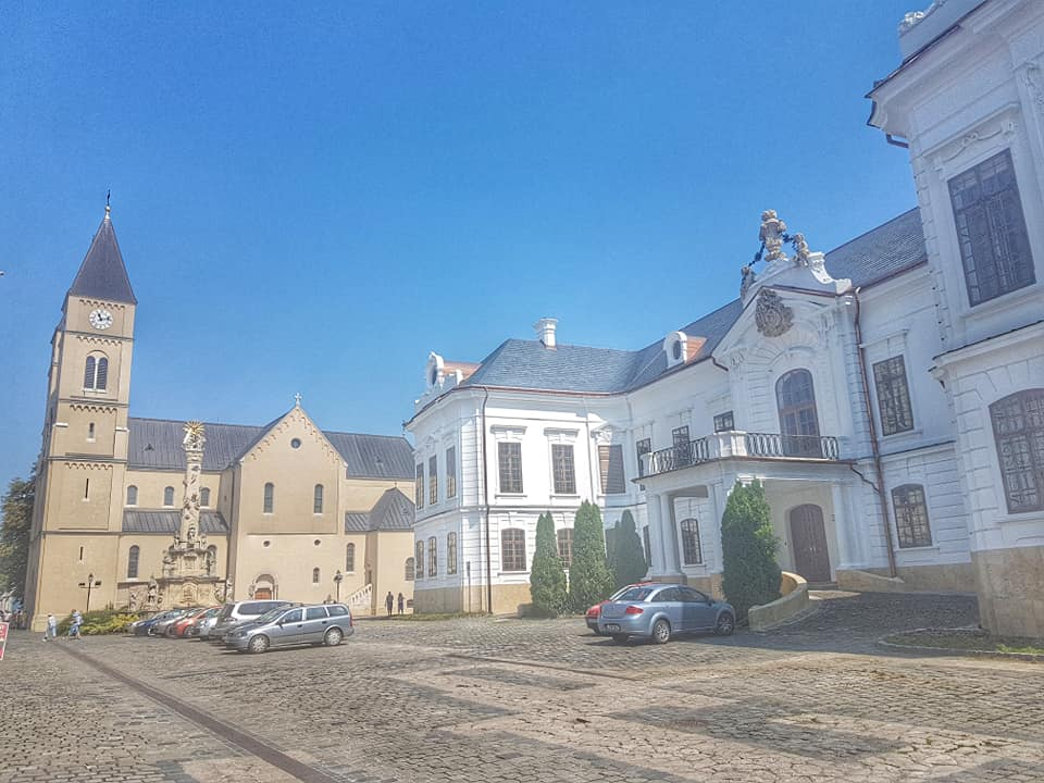 Sili Tours Blog - Veszprem, Katedrála sv. Michala a biskupský palác