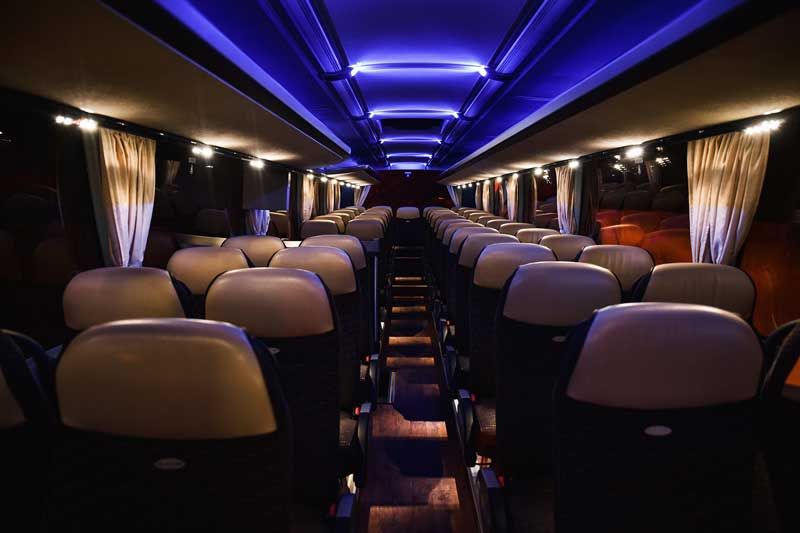 Neoplan Cityliner - vnutro 2