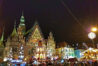 Sili Tours - adventný Wroclaw