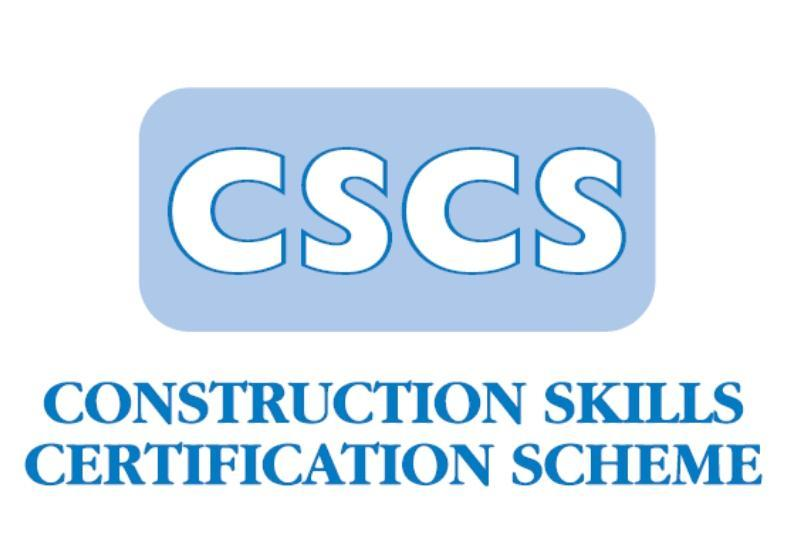 CSCS accreditation for lead roofing.
