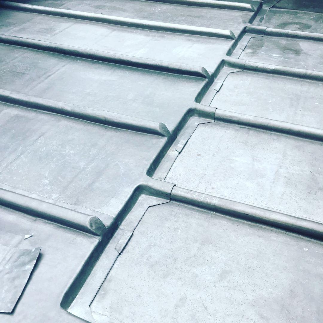 lead roofing harrow