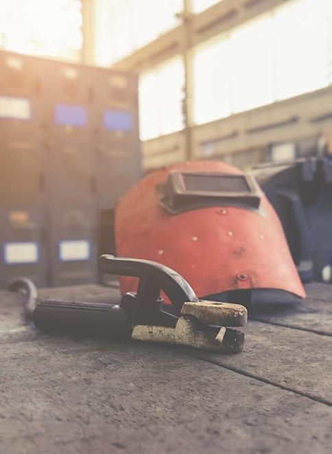 lead welding