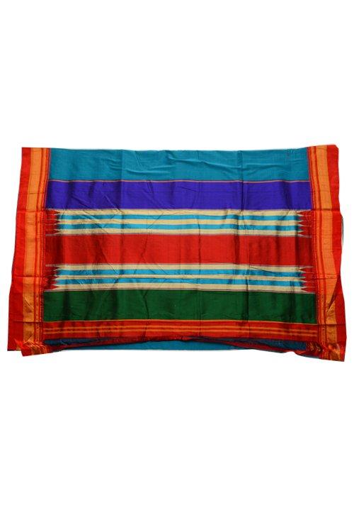 Ilkal Silk Plain sarees