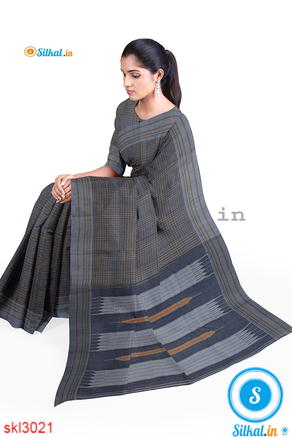 ILKAL HANDLOOM MASRISE COTTON BY COTTON SAREES