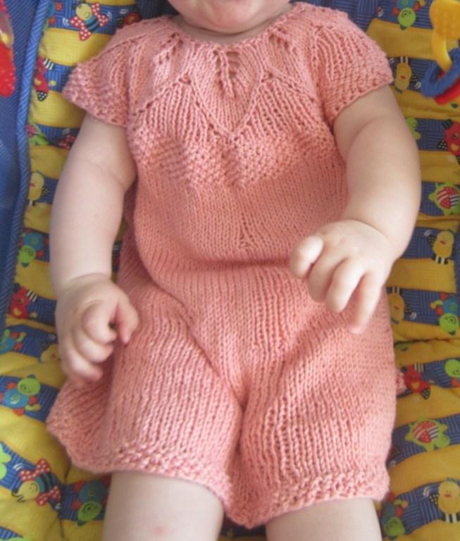 Eli Baby Dress Silk Wool