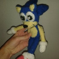 Sonic the Blue Hedgehog