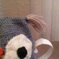 Owl Teapot Cozy - Free Knitting Pattern