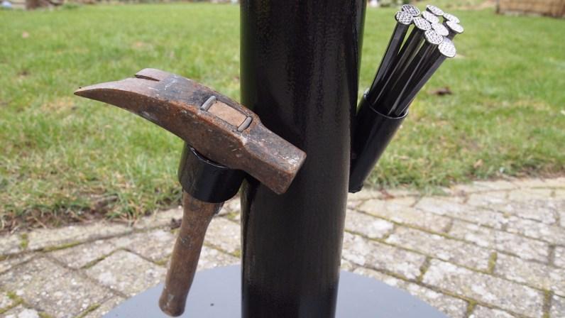Hammer 18 cm søm