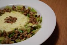 Potato - Leek Stew