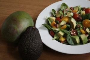 Avocado - en Mangosalade