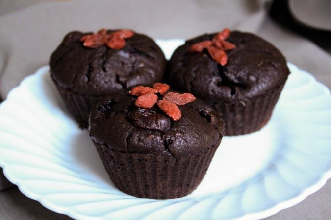 Zwarte Woudcupcakes | Julienne