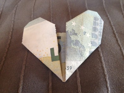 DIY - creatief trouwcadeau | Julienne