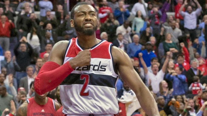 premium selection ab651 4d875 Wizards' John Wall remembers Miyah, 6-year-old Who Passed ...