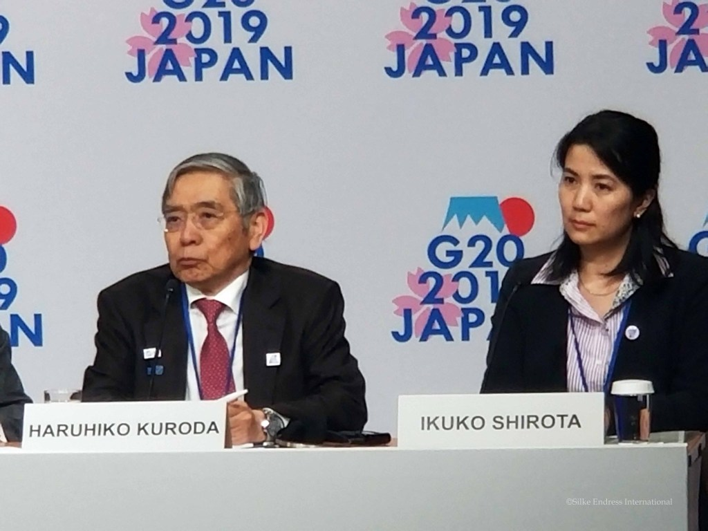 Japan G-20 Presidency: The Economy and Women Inclusion