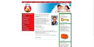 Internetseite-Rooase