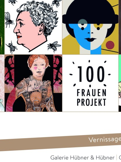 100 Frauen und 100 Jahre Frauenwahlrecht in Deutschland und Österreich | Sabine Kranz, Annegret Ritter | Bild: Jacob & Stuart