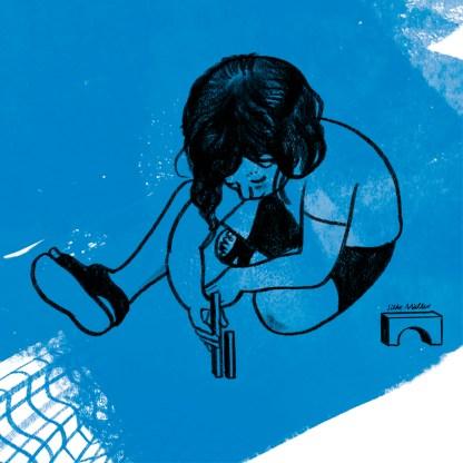 spielendes Kind, The Rope, Sinnesrausch, Höhenrausch, Kultur, Kunst, Workshops, Führungen, Ausstellungen, Kunstvermittlung, Kulturvermittlung | Illustrationen © Silke Müller