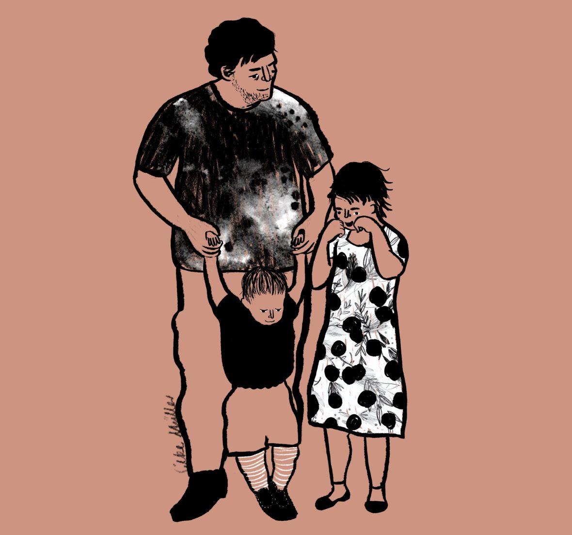 Armut in Großfamilien