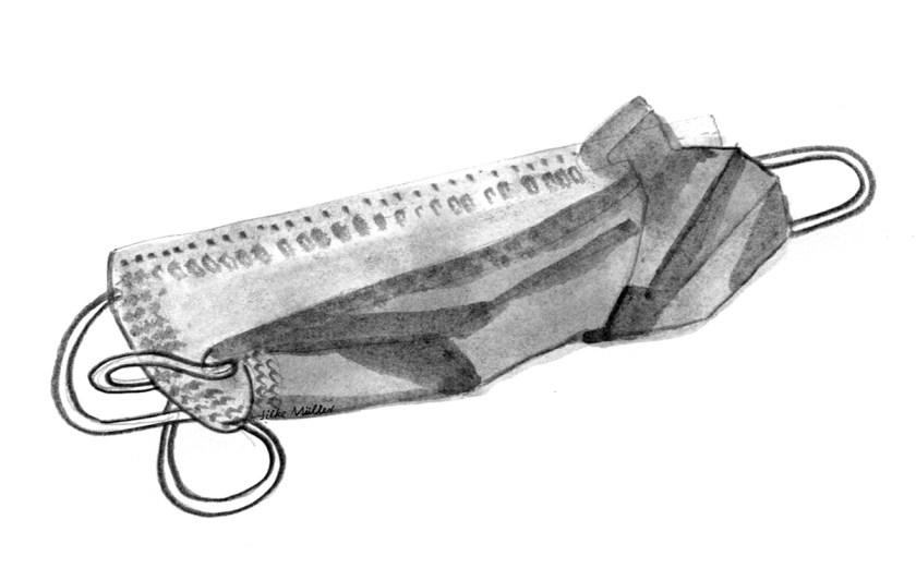MNS,  Boulevardzeitung Augustin, Illustration: Silke Müller