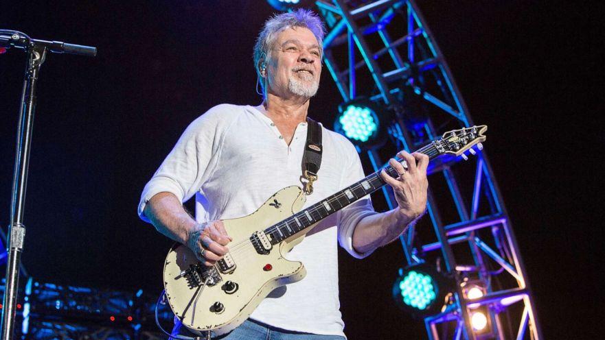 Eddie Van Halen er død