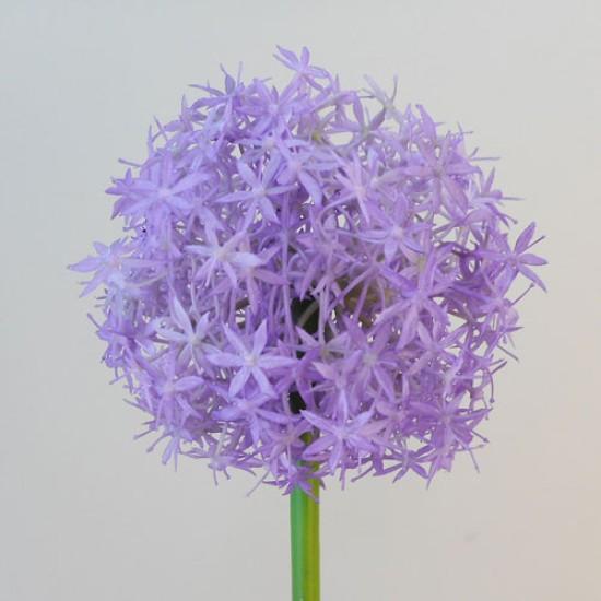 Large Artificial Allium Purple Sensation Artificial Flowers