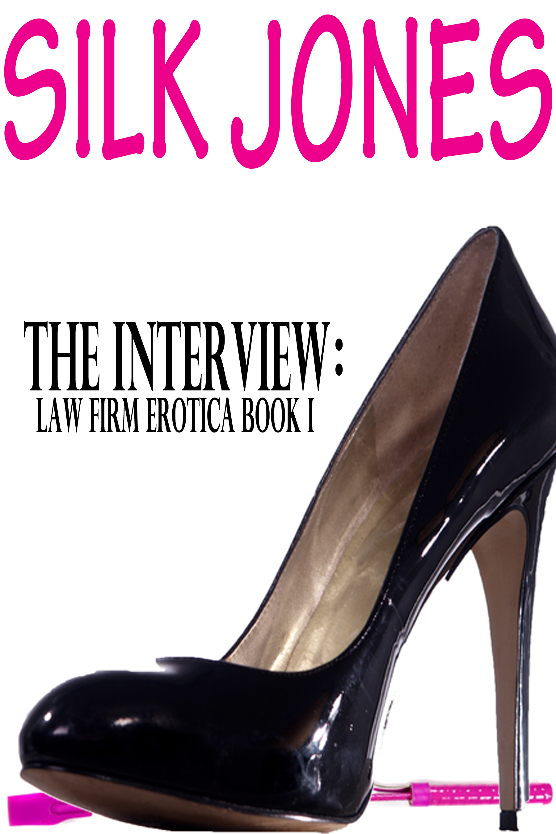 Cover Reveal: €�the Interview: Law Firm Erotica""