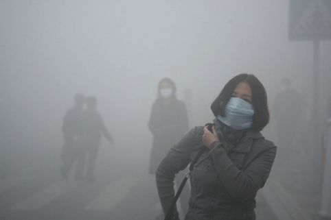 Image result for china air pollution