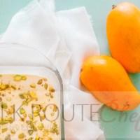 Mango Kulfi – Indian Style Ice Cream (No-Cooking, No Ice Cream Maker Required)