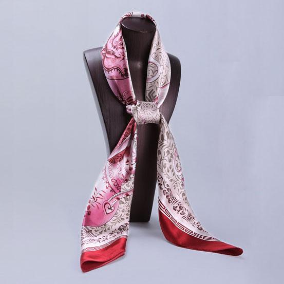 435f89573f1 110cm Silk Scarf-Square Silk Scarf-Wholesale Scarfs-HA0016A