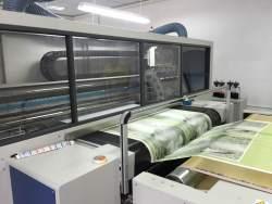 Italian Digital Machine - Digital Silk Scarf 6