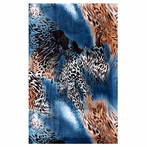 Silk Scarf -Infinity Scarf -Silk PAJ Scarf-Leopard-SPLE04A1