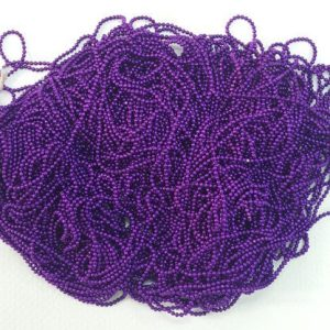Ball chain violet colour