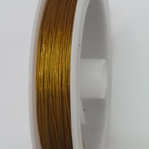 Gear Wire gold
